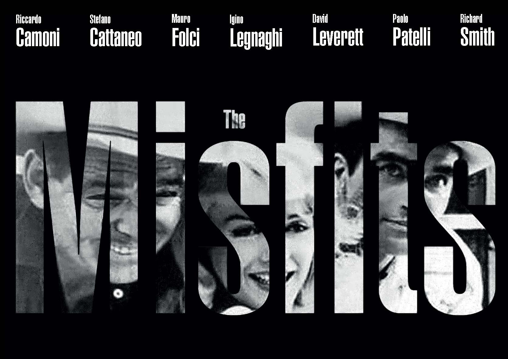 The Misfits_fronte DEF