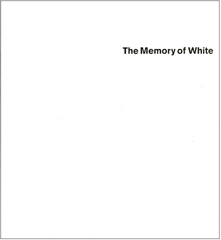The Memory of White_miniatura