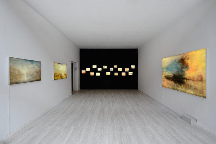 After J.M.W. Turner 1834 – 2019, 2019