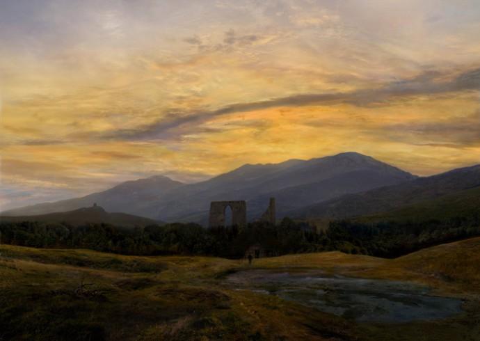 Ruine Im Riesengebirge, 1834, 2007