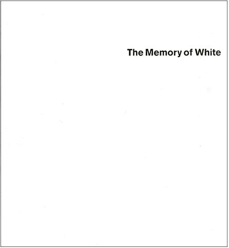The Memory of White_miniatura