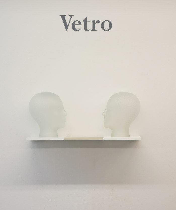 Installation view – VETRO